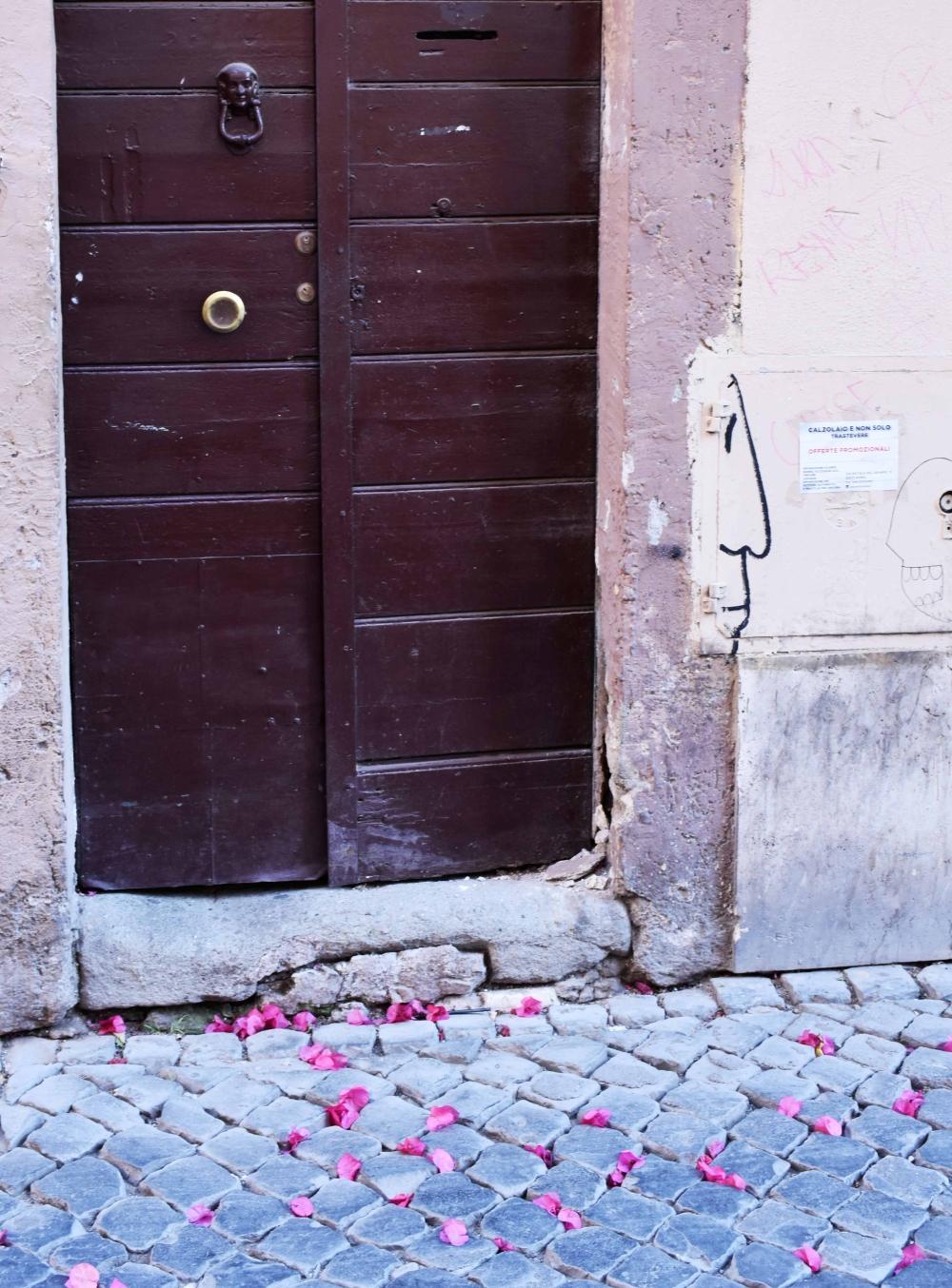 DoorPetalsArt
